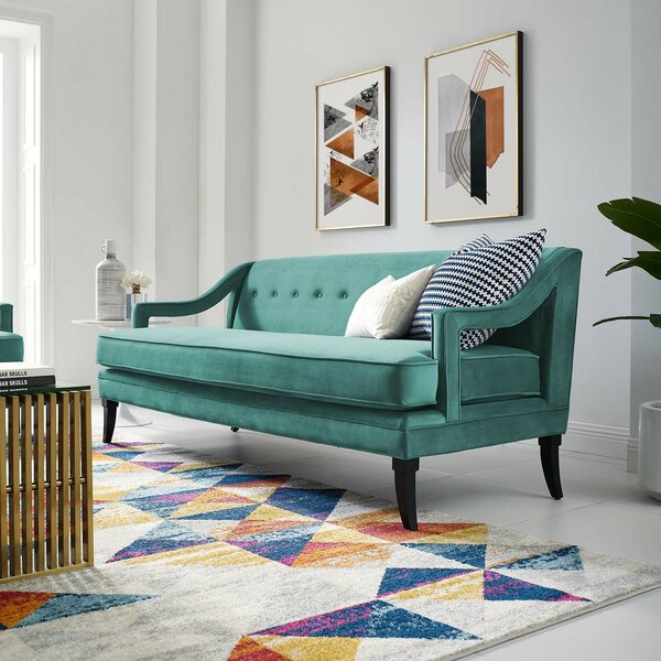 Hot Price Lyerly Sofa by Everly Quinn by Everly Quinn
