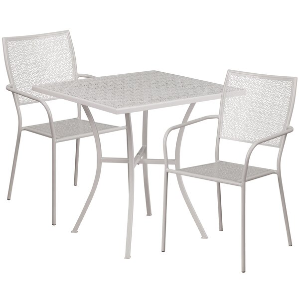 Austral 3 Piece Bistro Set by Wrought Studio