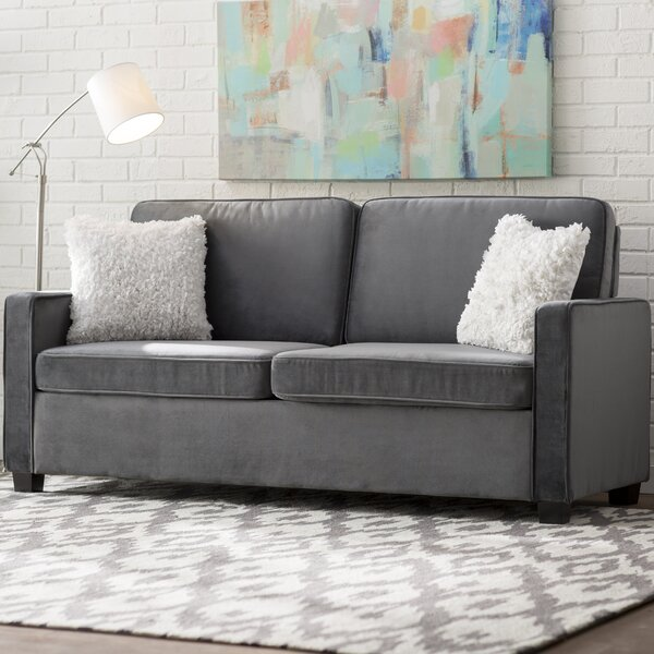 Cabell Sleeper Loveseat by Mercury Row