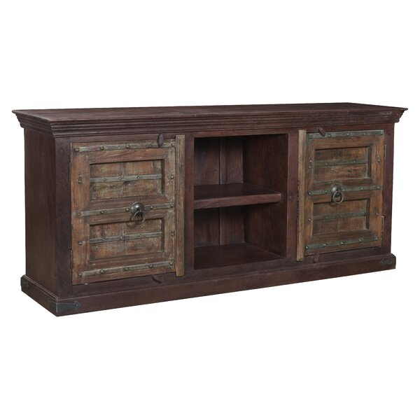 Devante Solid Wood TV Stand For TVs Up To 78