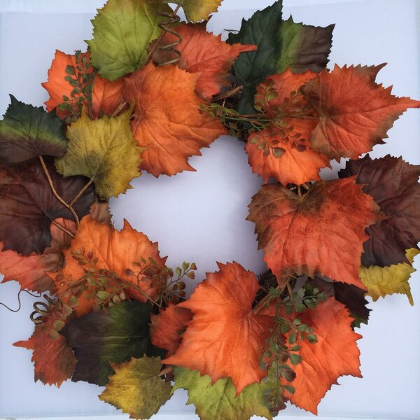 Autumn a Blaze 20 Wreath by The Holiday Aisle