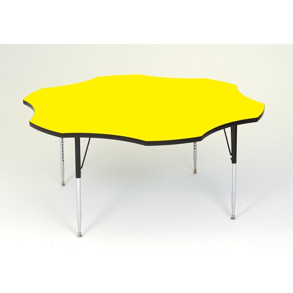 60 x 60 Novelty Activity Table by Correll, Inc.