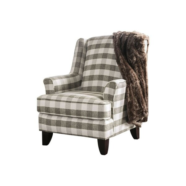 Vaillancourt Armchair by Gracie Oaks
