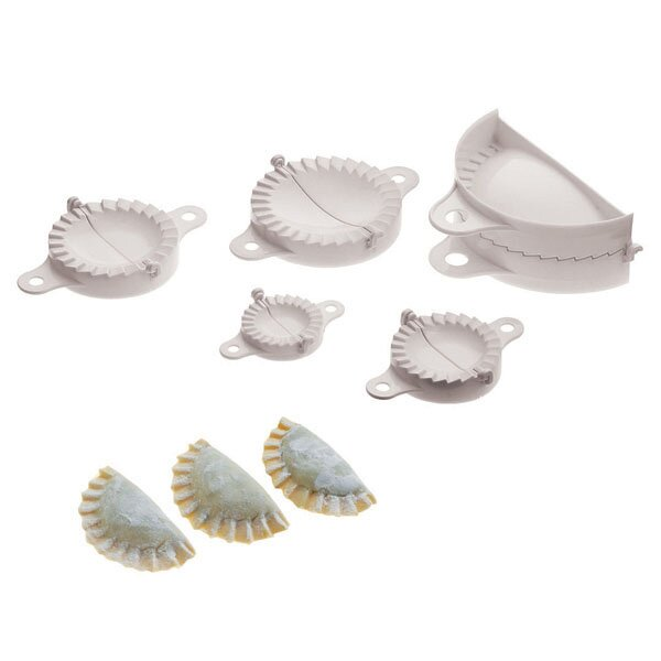 Dumpling Mold Set (Set of 2) by Paderno World Cuisine