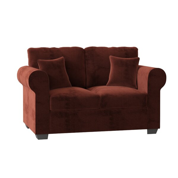 Modern Beautiful Lydia Loveseat by Piedmont Furniture by Piedmont Furniture