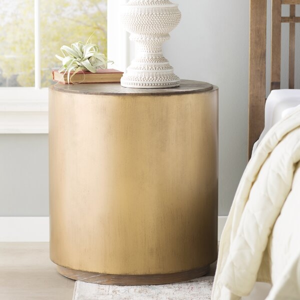 Pacifica End Table by Mistana