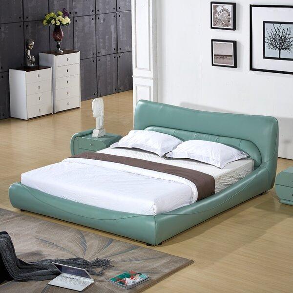 Fannie Upholstered Platform Bed by Orren Ellis