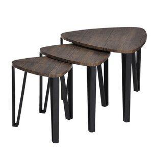 Mosinee 3 Piece Nesting Tables