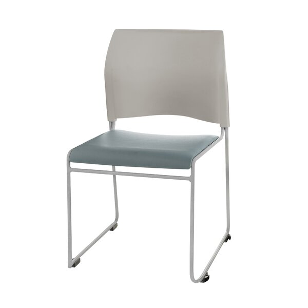 8700 Series Armless Office Guest Chair by National Public Seating