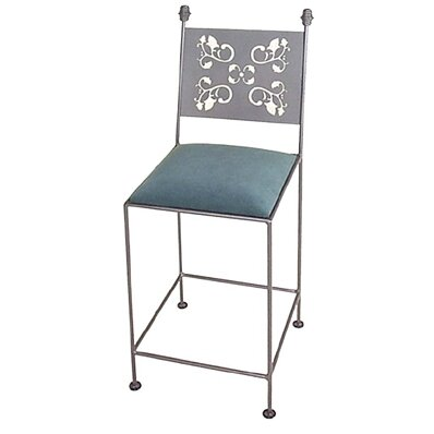 Leaves 18 Patio Bar Stool by Grace Collection