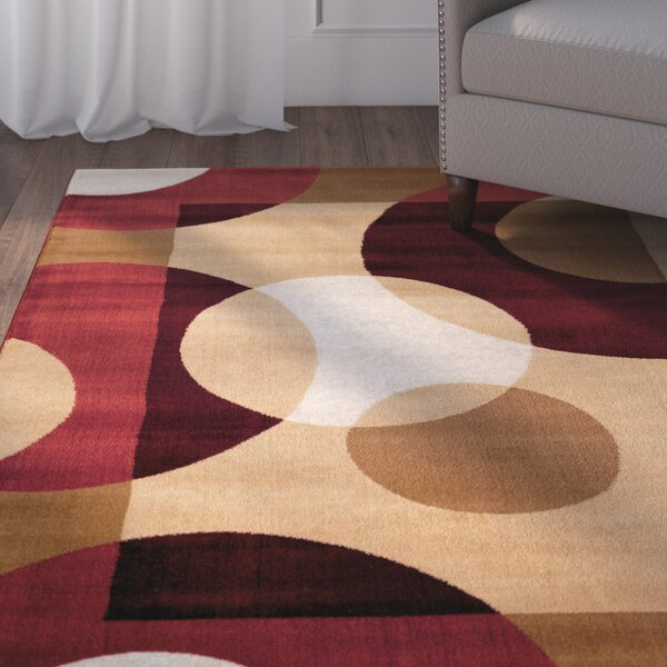 Allison Rectangle Area Rug by Ebern Designs