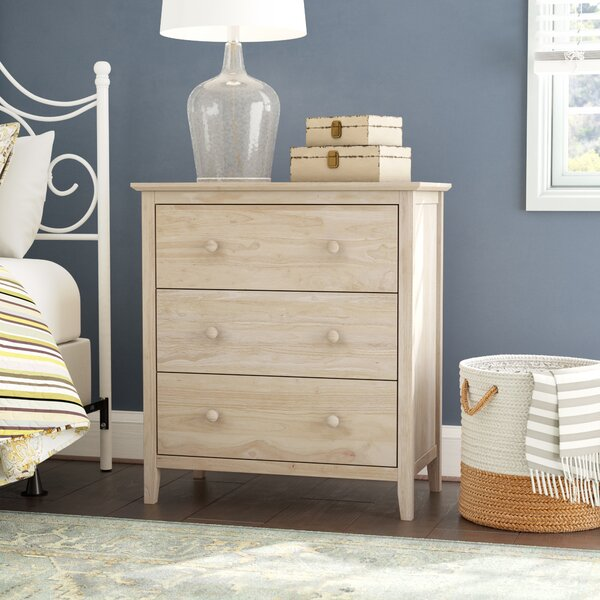 Sommerville 3 Drawer Bachelors Chest By Alcott Hill by Alcott Hill 2020 Coupon
