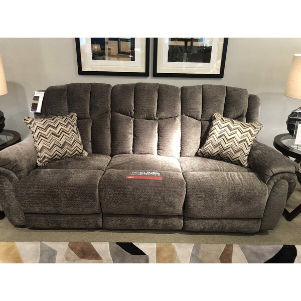 Cool Style High Profile Reclining Sofa by Southern Motion by Southern Motion