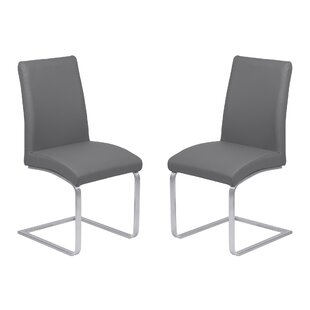 Hammond Contemporary Dining Side Chair (Set of 2) by Orren Ellis