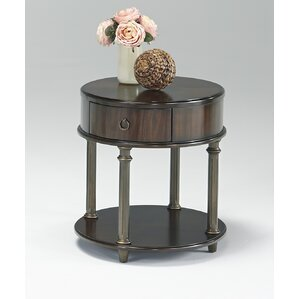Danvers End Table by World Menagerie