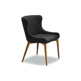 Best Reviews Dahlstrom Upholstered Dining Chair ByGeorge Oliver