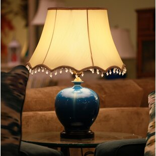 Best Deals Mcneely Ceramic 18 Table Lamp By Astoria Grand