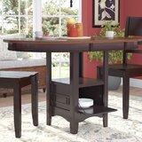 Sinkler Counter Height Pedestal Dining Table