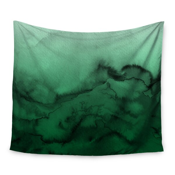 Winter Waves 7 by Ebi Emporium Wall Tapestry by East Urban Home
