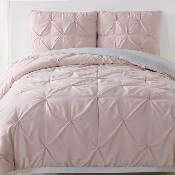 Mamie Reversible Comforter Set by Greyleigh