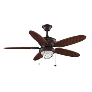 Price Check 52 Kaya 5-Blade Ceiling Fan By Fanimation