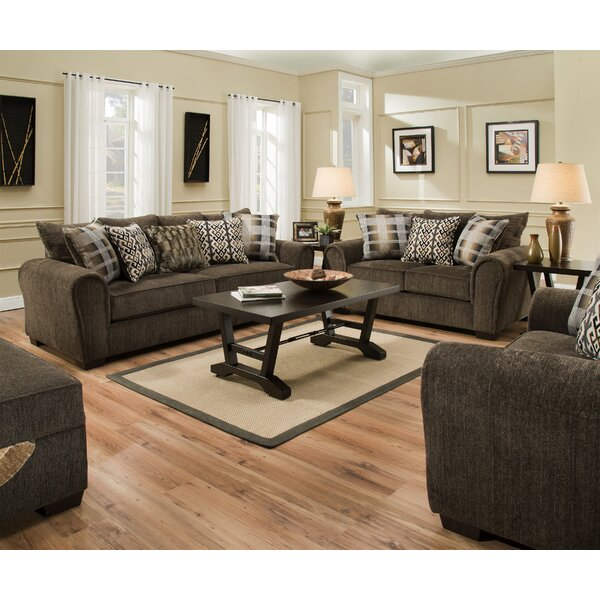 Pleasant Avenue Configurable Living Room Set by Loon Peak