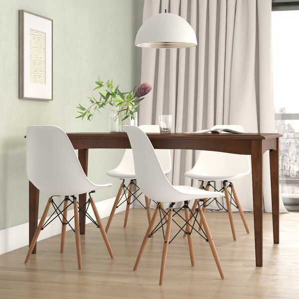 Luczak Dining Chair (Set Of 4) By Wrought Studio