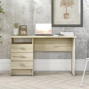 Zalewski Desk with 3 Drawer