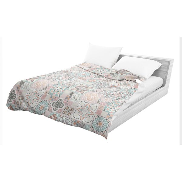 Tile Comforter by Bungalow Rose
