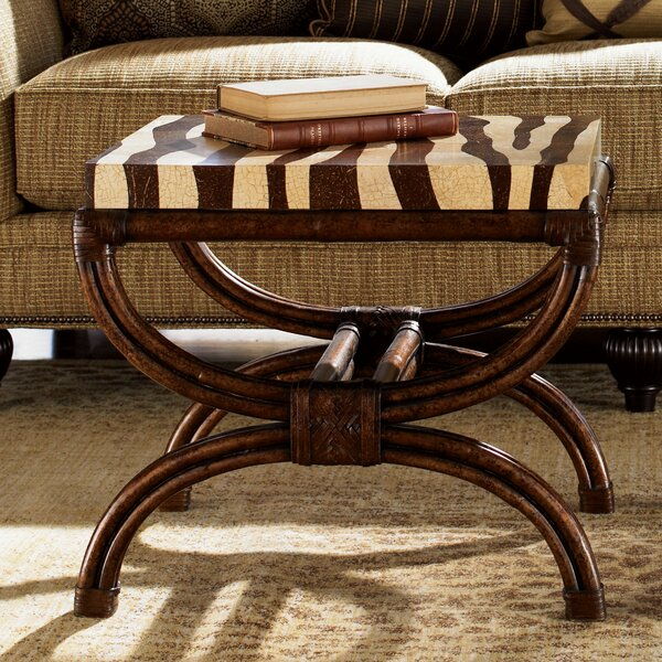 Royal Kahala Striped Delight Coffee Table by Tommy Bahama Home