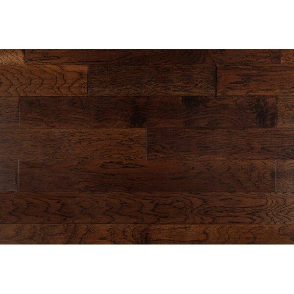 Latrobe 5 Engineered Hickory Hardwood Flooring in Santa Fe by Alcott Hill