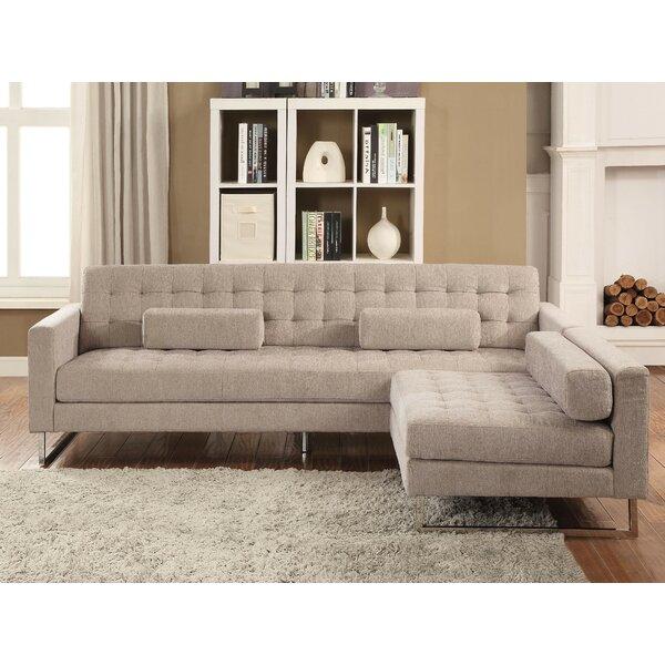 Tavistock 2 Piece Living Room Set by Everly Quinn