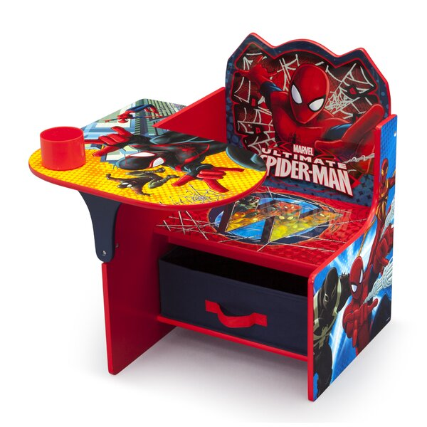 Spider-Man Kids Novelty Chair by Delta Children