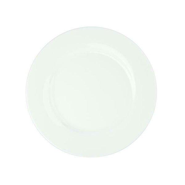 Rim 8.25 Salad Plate (Set of 4) by BIA Cordon Bleu