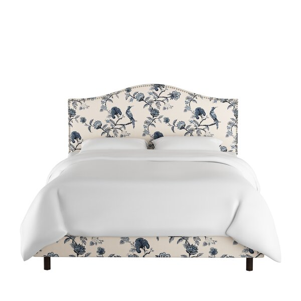 Emilia Upholstered Standard Bed by Wayfair Custom Upholstery™