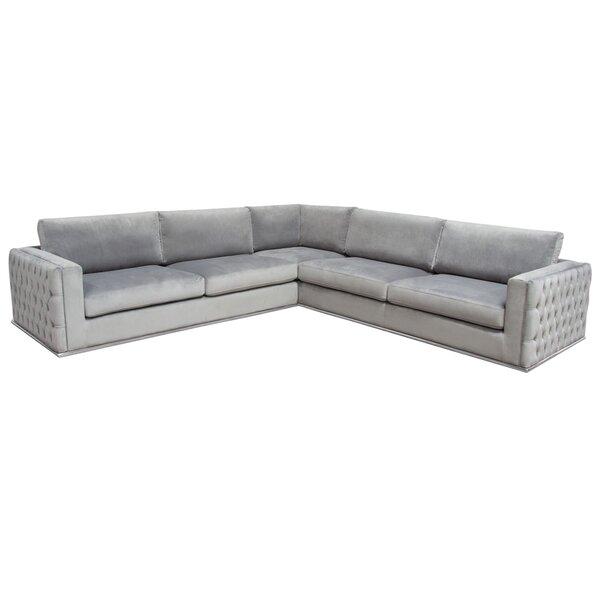 Envy Symmetrical Sectional By Diamond Sofa