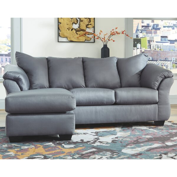 Buie Reversible Sectional by Winston Porter