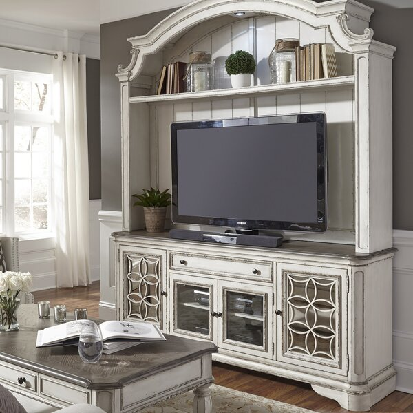 Nouvelle Entertainment Center by One Allium Way