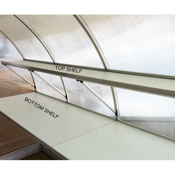 RIGA V Single Top Shelf by Hoklartherm