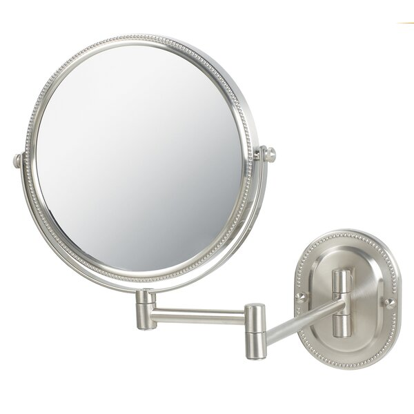Dual Sided Wall Mount Mirror by Symple Stuff