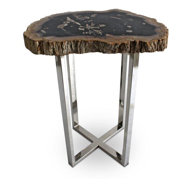 Hopkinton Modern End Table by Union Rustic Union Rustic