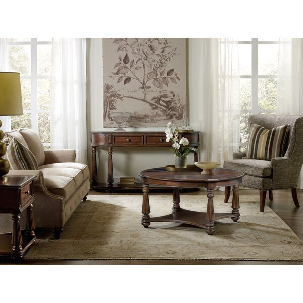 Leesburg 3 Piece Coffee Table Set by Hooker Furniture