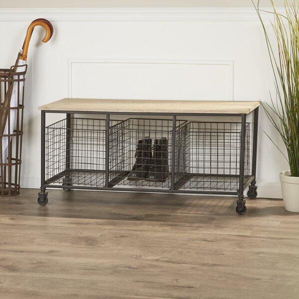 Basilio Storage Bench by Trent Austin Design