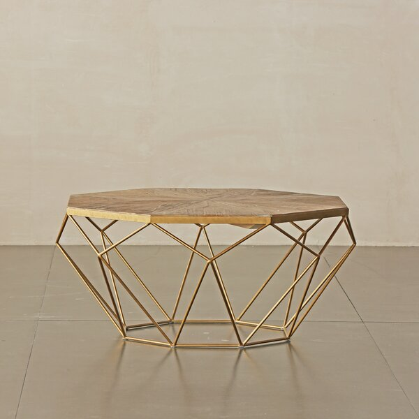 Auda Frame Coffee Table By Brayden Studio