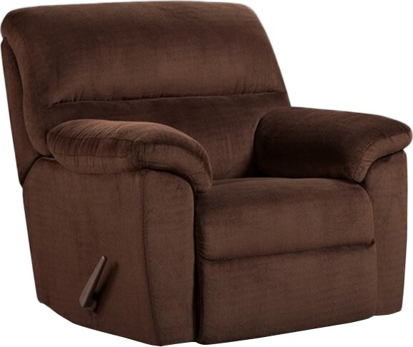Simon Manual Rocker Recliner by Chelsea Home
