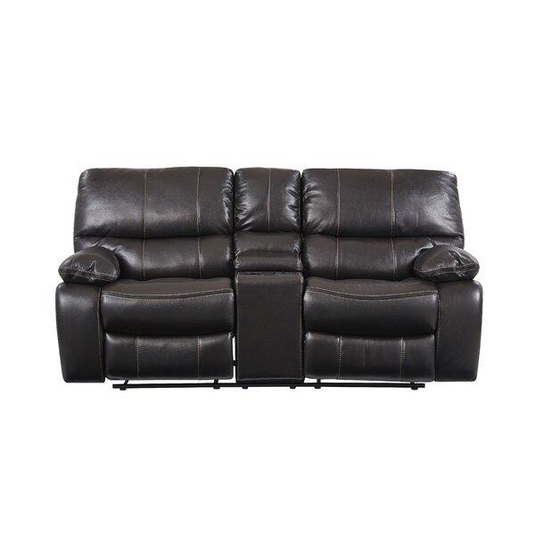 Suyash Reclining Sofa by Red Barrel Studio