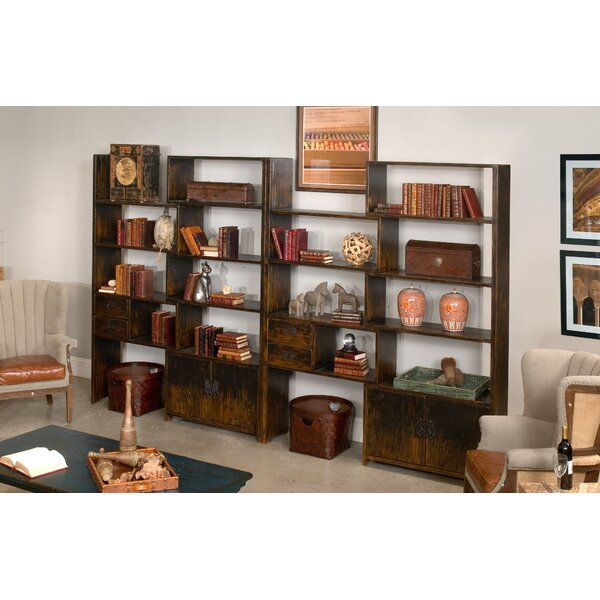 Expanding Library Bookcase By Sarreid Ltd