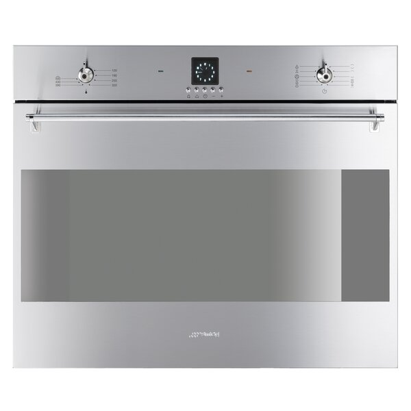 27 Electric Single Wall Oven by SMEG