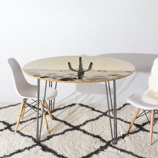 Bree Madden Desert Time Dining Table by East Urban Home East Urban Home