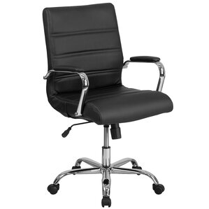 Leather Computer Chairs find the best leather office chairs | wayfair